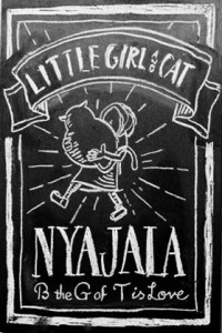 littlegirlandcat